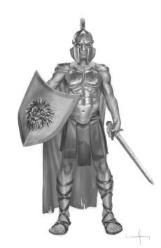 Roman soldier guy