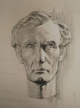 Abe's Bust