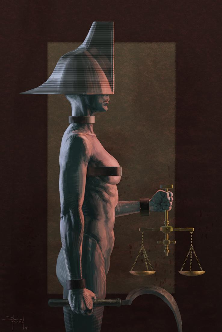 Blind Justice_Daniel Zhang